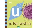Цены на U is for Urchin. Board Book