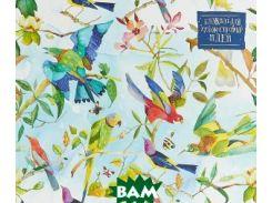 Блокнот для художественных идей. Райские птицы от дизайнера Карины Кино