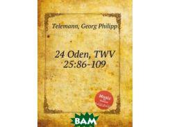 24 оды, TWV 25:86-109