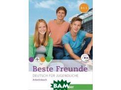 Beste Freunde B1/1, AB (+ CD-ROM)