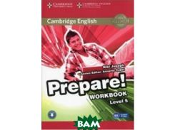 Cambridge English Prepare! Level 5 Workbook