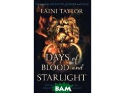 Days of Blood and Starlight (Daughter of Smoke and Bone Trilogy 2)