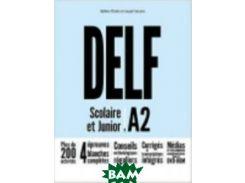 DELF A2. Scolaire et Junior (+ DVD)
