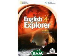 English Explorer 4: Workbook (+ CD-ROM)