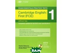 Exam Essentials. Cambridge First Practice Tests 1 Without Key (+ DVD)