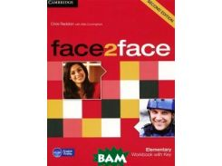 Face2Face Elementary. Second edition. Workbook with Key