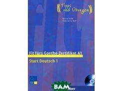 Fit fr Goethe-Zertifikat A1, Lehrbuch mit integrierter CD