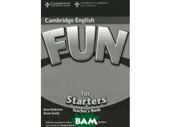Fun for Starters: Teacher`s Book