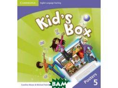 Kid`s Box .5 Posters