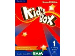 Kid`s Box 1: Activity Book with Online Resources
