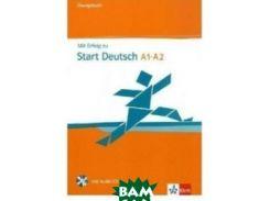 Mit Erfolg zum Start Deutsch. Ubungsbuch (+ Audio CD)