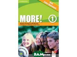 More! Level 1 Student`s Book with Interactive CD-ROM with Cyber Homework (+ CD-ROM)