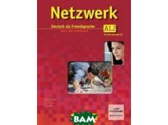 Netzwerk A1 in Teilbanden. Kurs- und Arbeitsbuch, Teil 2 + 2 CD, + DVD (+ DVD)