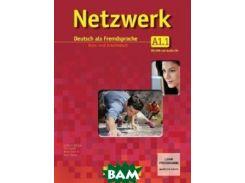 Netzwerk A1 in Teilbanden. Kurs- und Arbeitsbuch. Teil 1 +2 CD, + DVD (+ DVD)