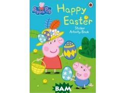Peppa Pig: Happy Easter. Sticker Activity book