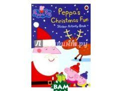 Peppa Pig: Peppa`s Christmas Fun Sticker Activity Book