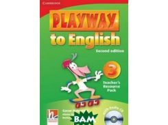 Playway to English. Level 3. Teacher`s Resource Pack (+ Audio CD)