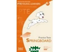 PTE YL Practice Tests SPRINGBOARD