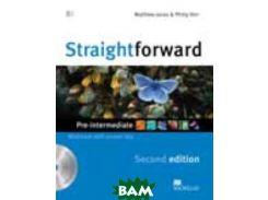 Straightforward 2nd Edition Pre-Intermediate Workbook + key & CD