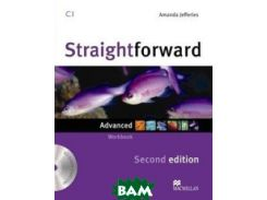 Straightforward. Advanced. Workbook without Key (+ Audio CD)