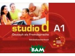 Studio D. Vokabeltaschenbuch A1