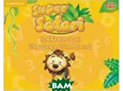 Super Safari. Level 2. Letters and Numbers Workbook
