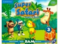 Super Safari. Level 3. Pupil`s Book (+ DVD)