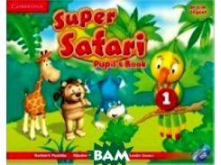Super Safari Level 1 Pupil`s Book (+ DVD)