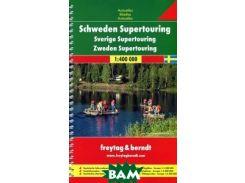 Sweden: Supertouring Road Atlas