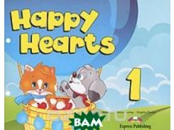 Happy Hearts 1: Pupil's Book (with press outs and stickers)