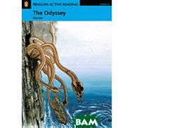 Penguin Active Reading 4: The Odyssey (+ Audio CD)