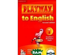 Playway to English Level 1 Teacher`s Resource Pack with Audio CD: Level 1 (+ Audio CD)