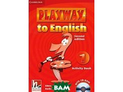 Playway to English Level 1 Activity Book (+ CD-ROM)