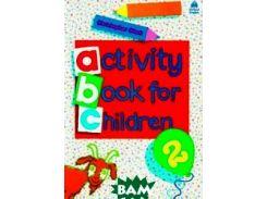Activity Books for Children. Book 2