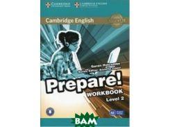 Cambridge English Prepare! Level 2 Workbook