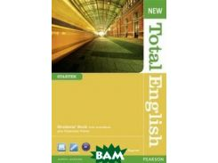 New Total English Starter. Students`Book with Active Book Pack (+ CD-ROM)