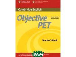 Objective PET: Teacher`s Book