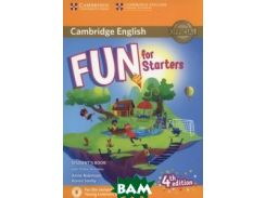 Fun for Starters Student`s Book with Online Activities with Audio