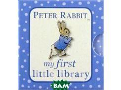 Peter Rabbit my First Little Library (Комплект из 4 книг. Миниатюрное издание)