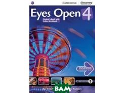 Eyes Open. Level 4. Student`s Book with Online Workbook and Online Practice