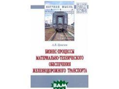 Бизнес-процессы материально-технического обеспечения железнодорожного транспорта