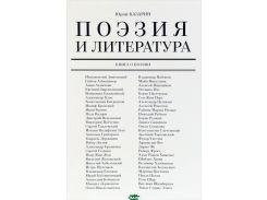 Поэзия и литература. Книга о поэзии