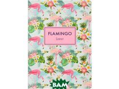 Фламинго. Блокнот