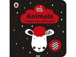 Animals: A Black-and-white Book