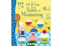 Lift-the-Flap Sizes and Measuring. Board book