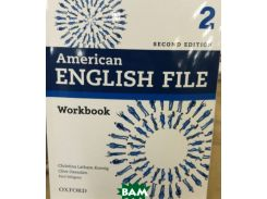 American English File 2. Workbook with Online Practice