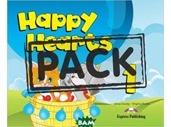 Happy Hearts 1. Pupil`s Book with Stickers, Press Outs&multi-ROM PAL (+ CD-ROM)