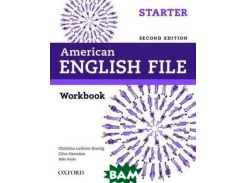 American English File. Starter. Workbook without iChecker