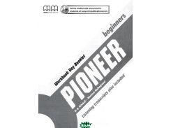Pioneer. Beginner. Workbook Key Booklet