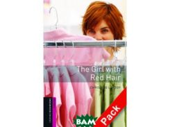 Oxford Bookworms Library: Starter: The Girl with Red Hair (+ Audio CD)